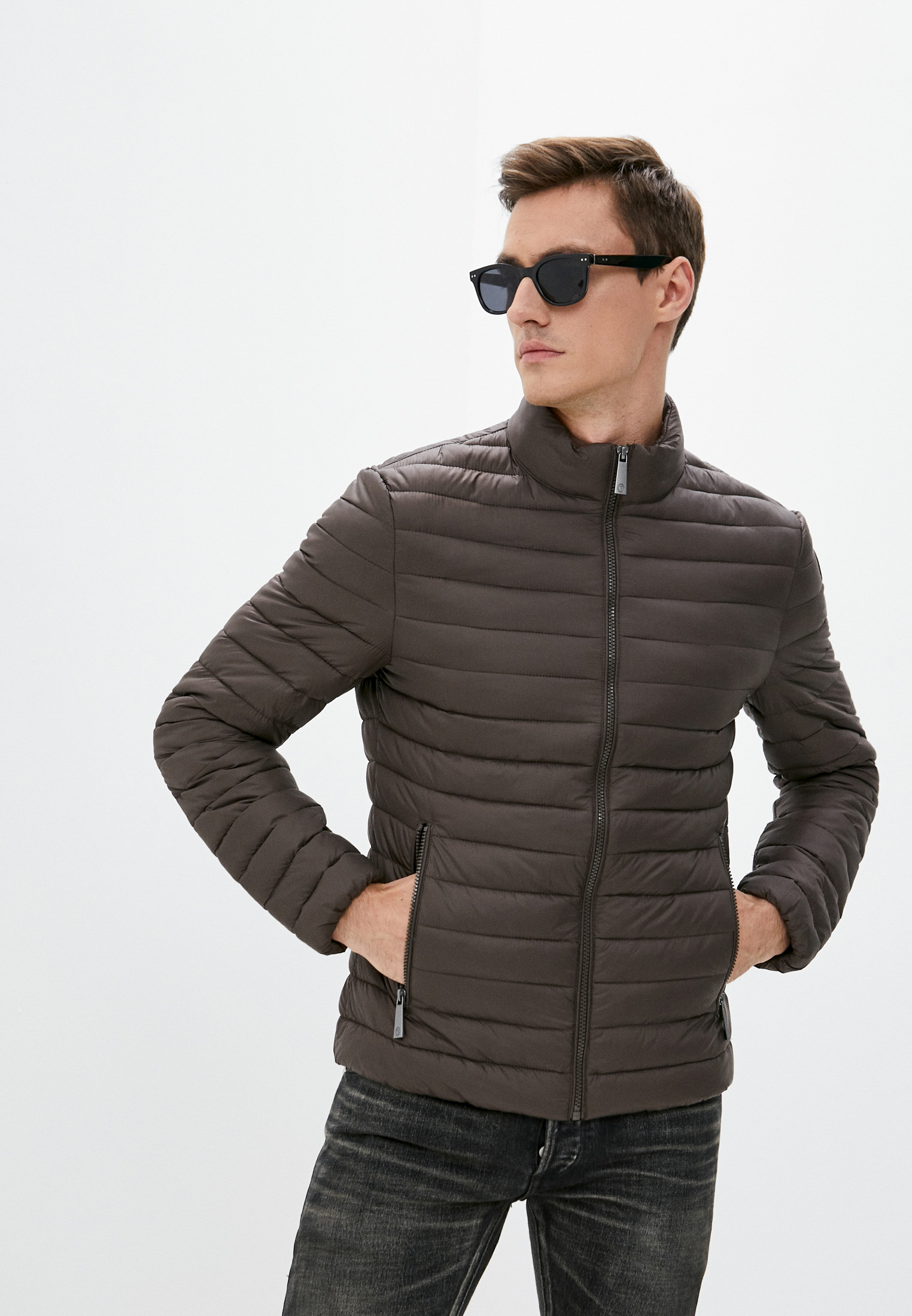 Мужская куртка Trussardi (Труссарди) 52S00625-1T001596