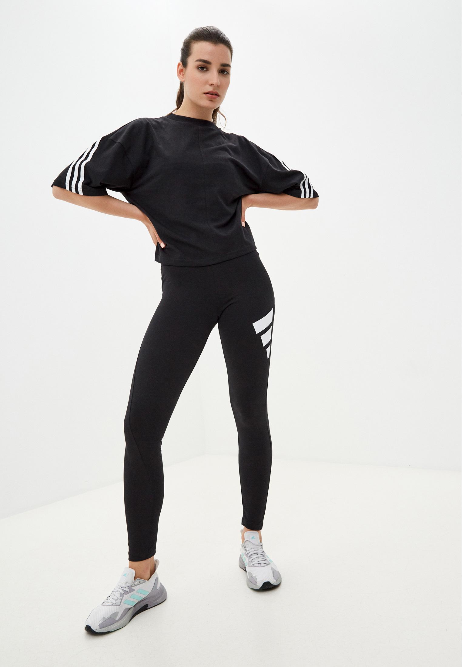 Женские спортивные брюки Adidas (Адидас) GU9696: изображение 2