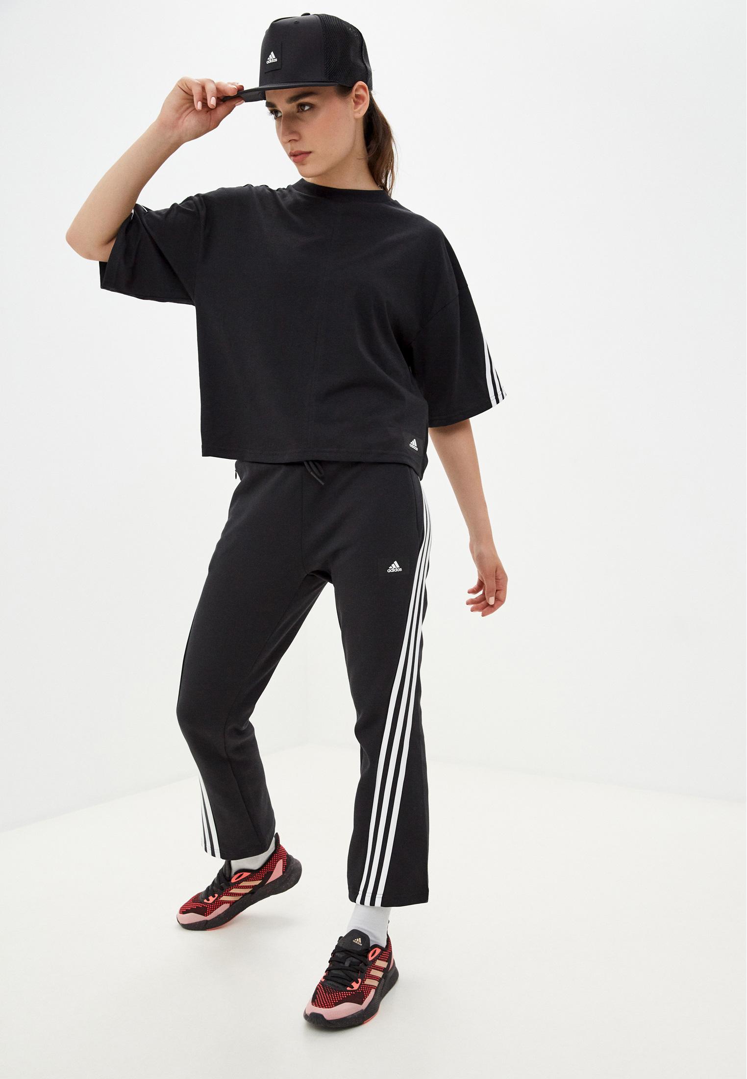 Женские спортивные брюки Adidas (Адидас) GU9698: изображение 2