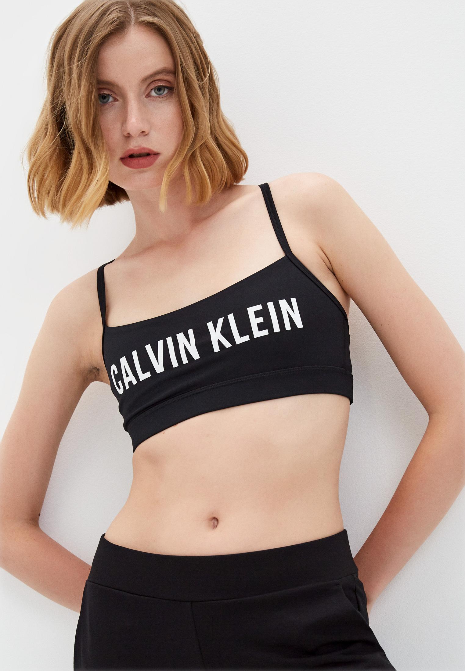 Топ Calvin Klein Performance Топ Calvin Klein Performance