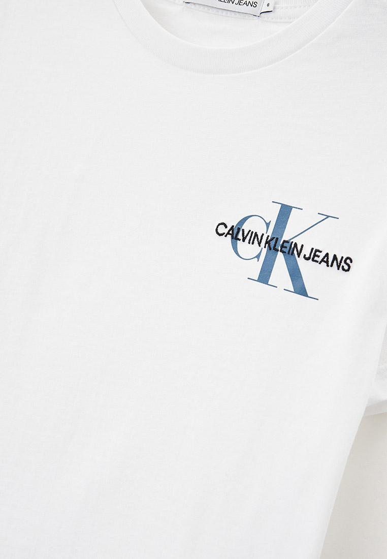 Футболка с коротким рукавом Calvin Klein Jeans IB0IB00612: изображение 3