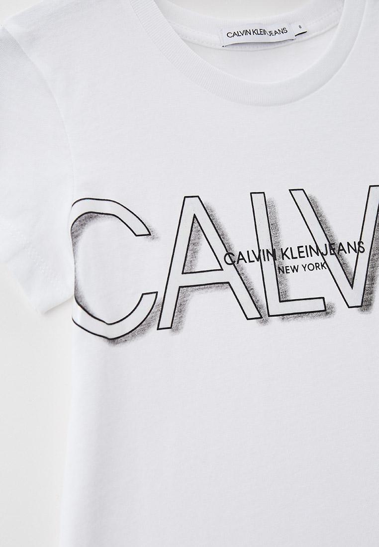 Футболка с коротким рукавом Calvin Klein Jeans IG0IG01046: изображение 3