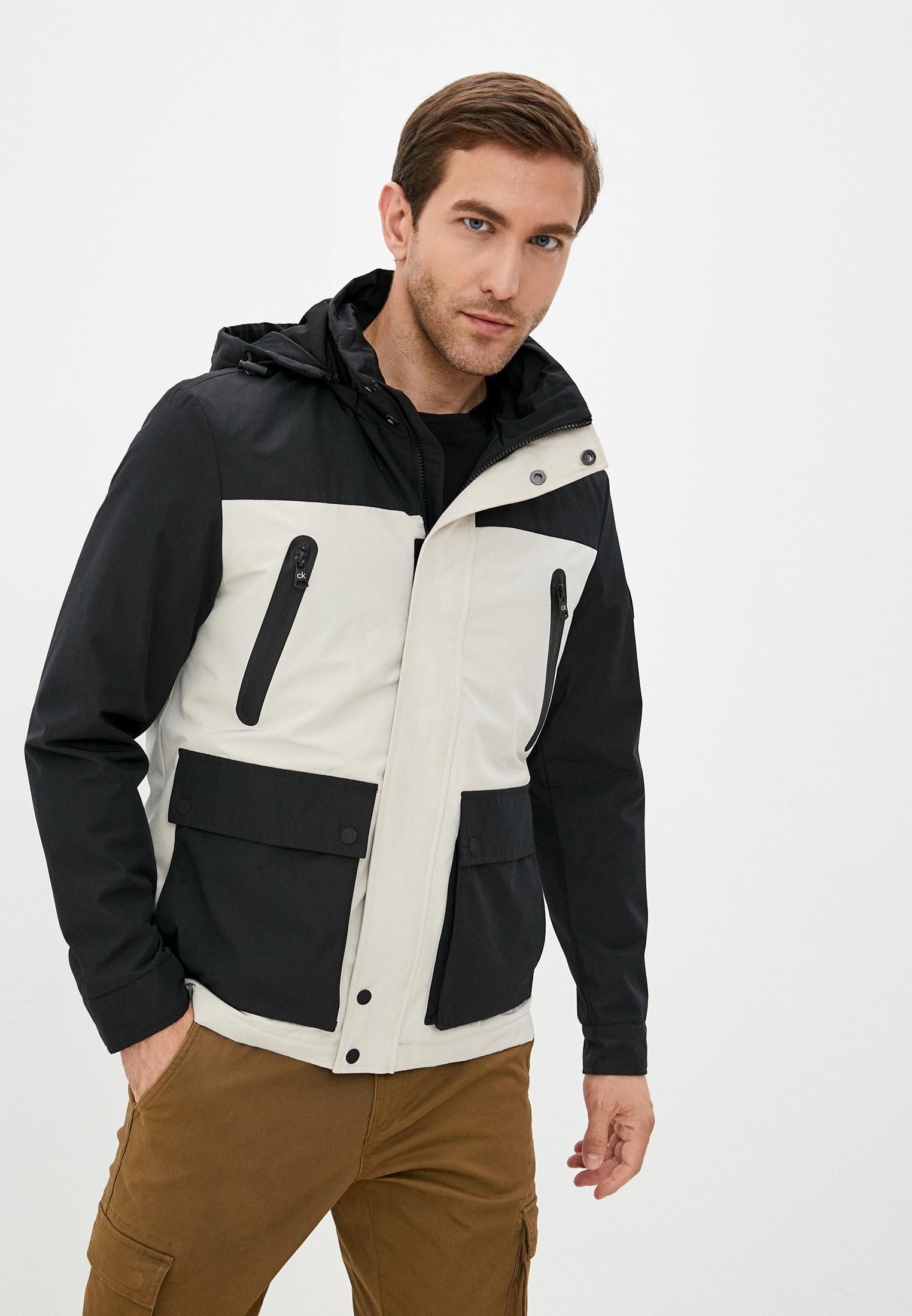 Куртка Calvin Klein (Кельвин Кляйн) Куртка утепленная Calvin Klein