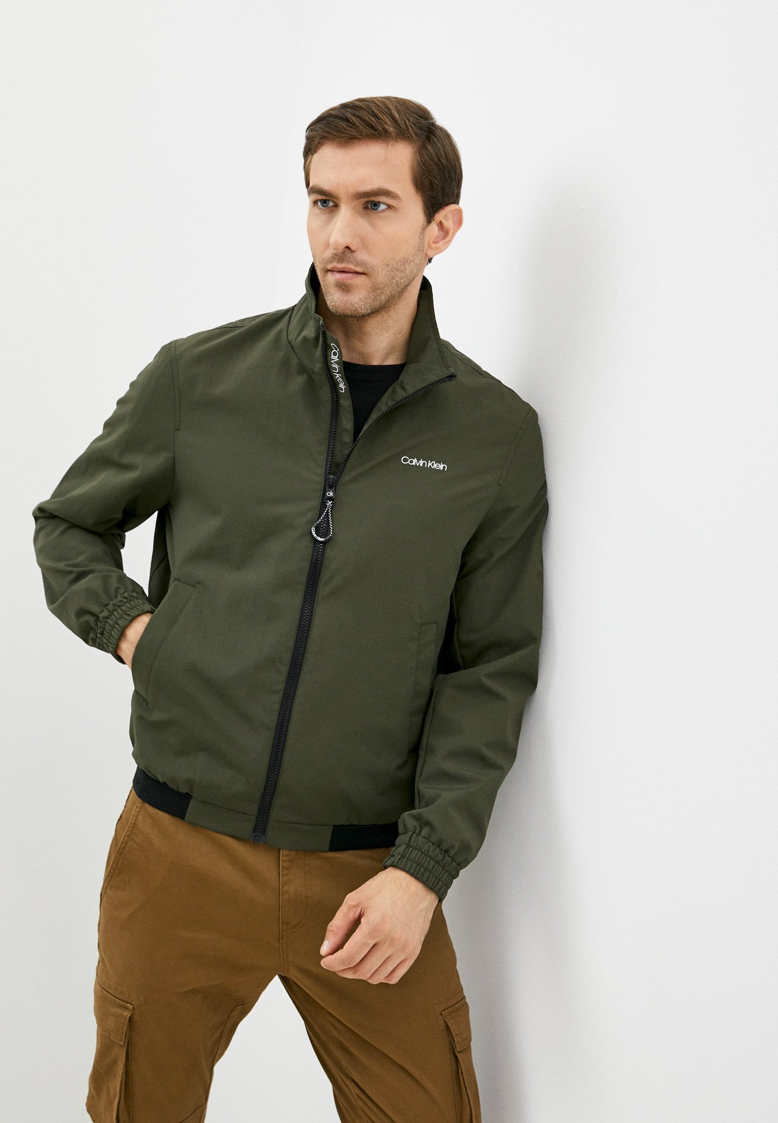 Ветровка Calvin Klein (Кельвин Кляйн) Куртка Calvin Klein