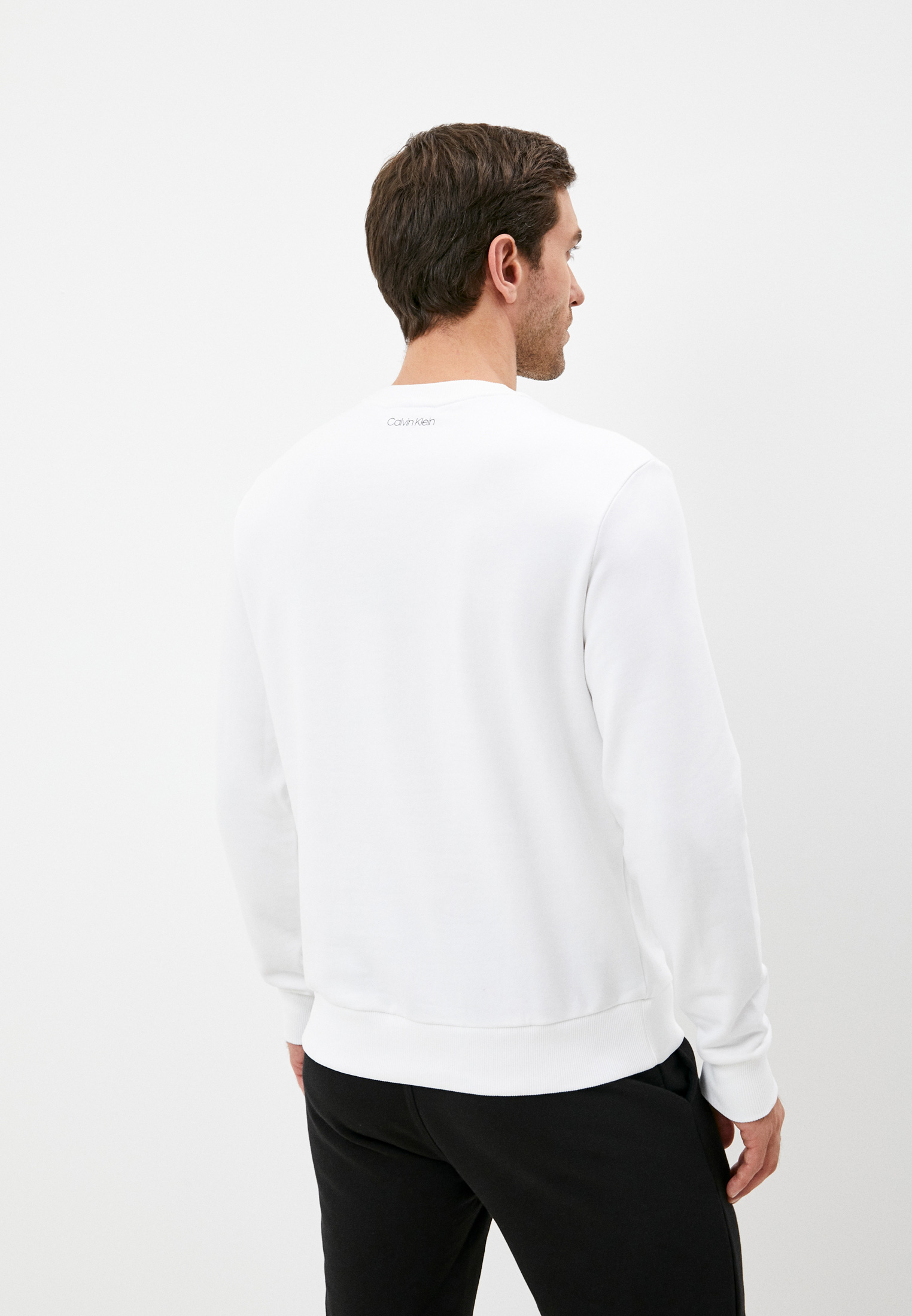 Свитер Calvin Klein (Кельвин Кляйн) K10K107974: изображение 4