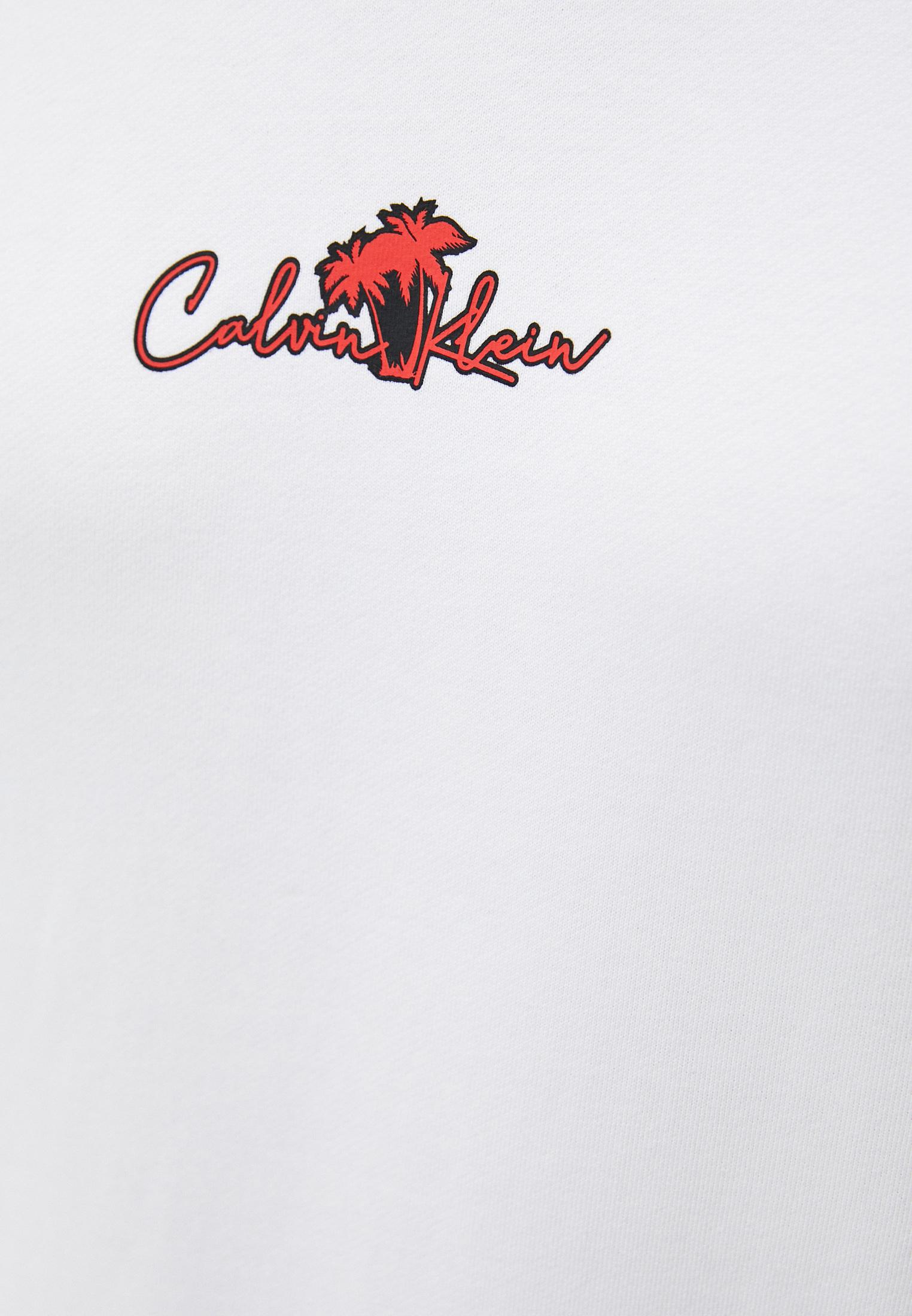 Свитер Calvin Klein (Кельвин Кляйн) K10K107974: изображение 5