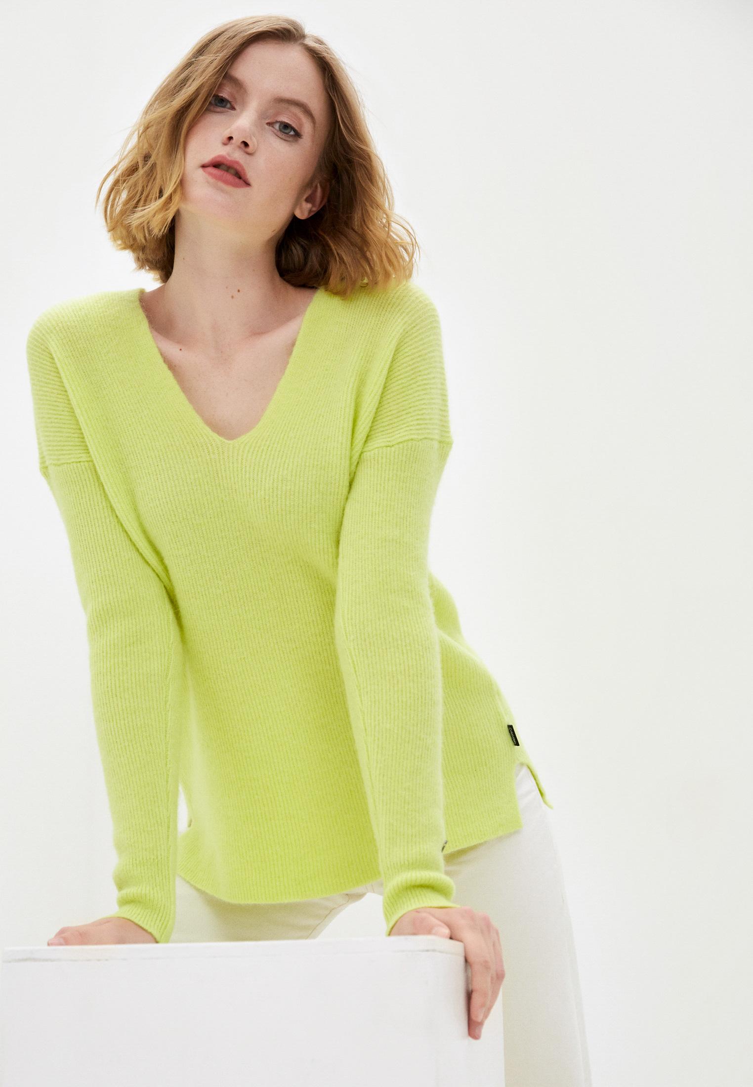 Пуловер Calvin Klein (Кельвин Кляйн) Пуловер Calvin Klein