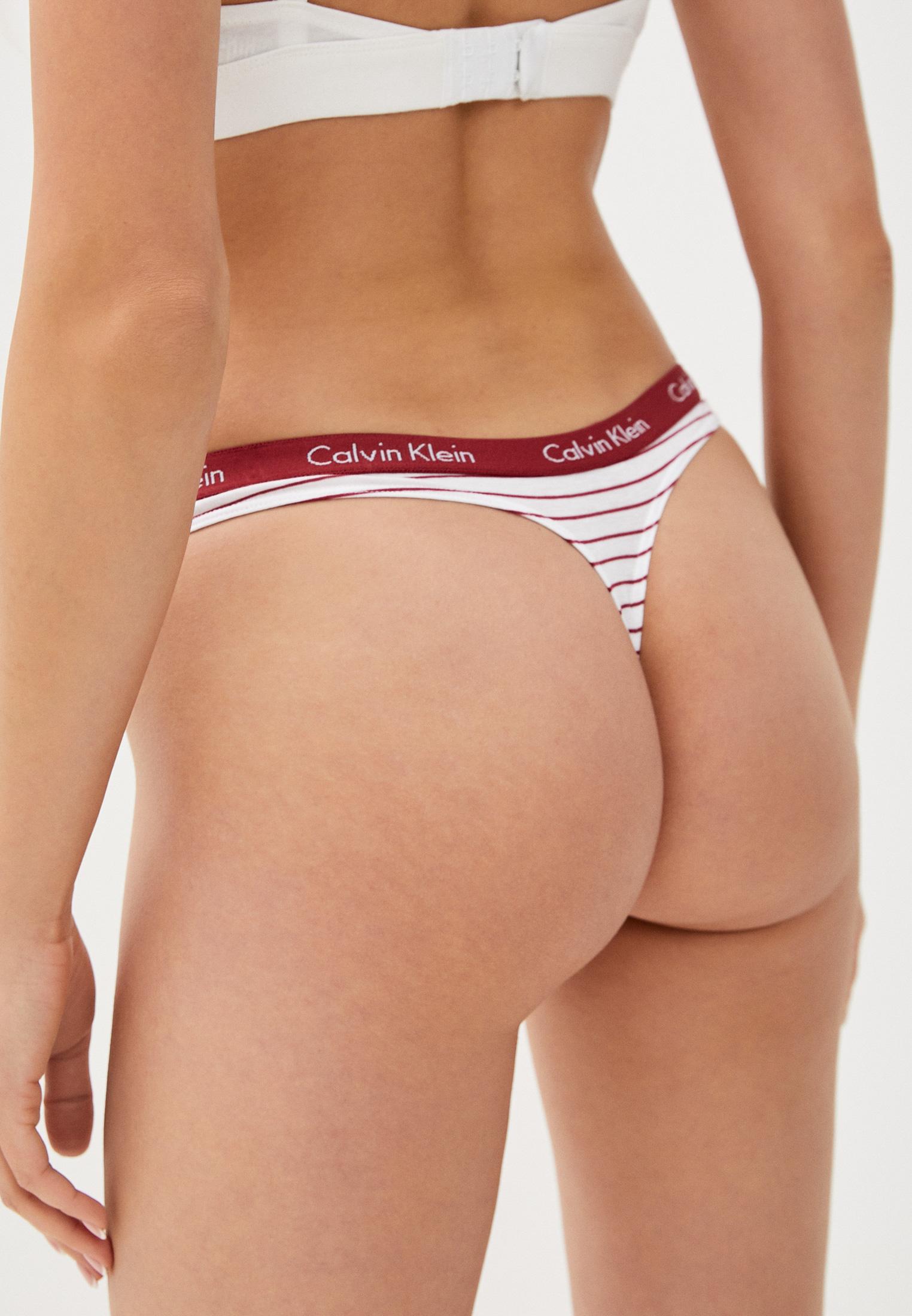 Женские трусы Calvin Klein Underwear D1617E: изображение 4