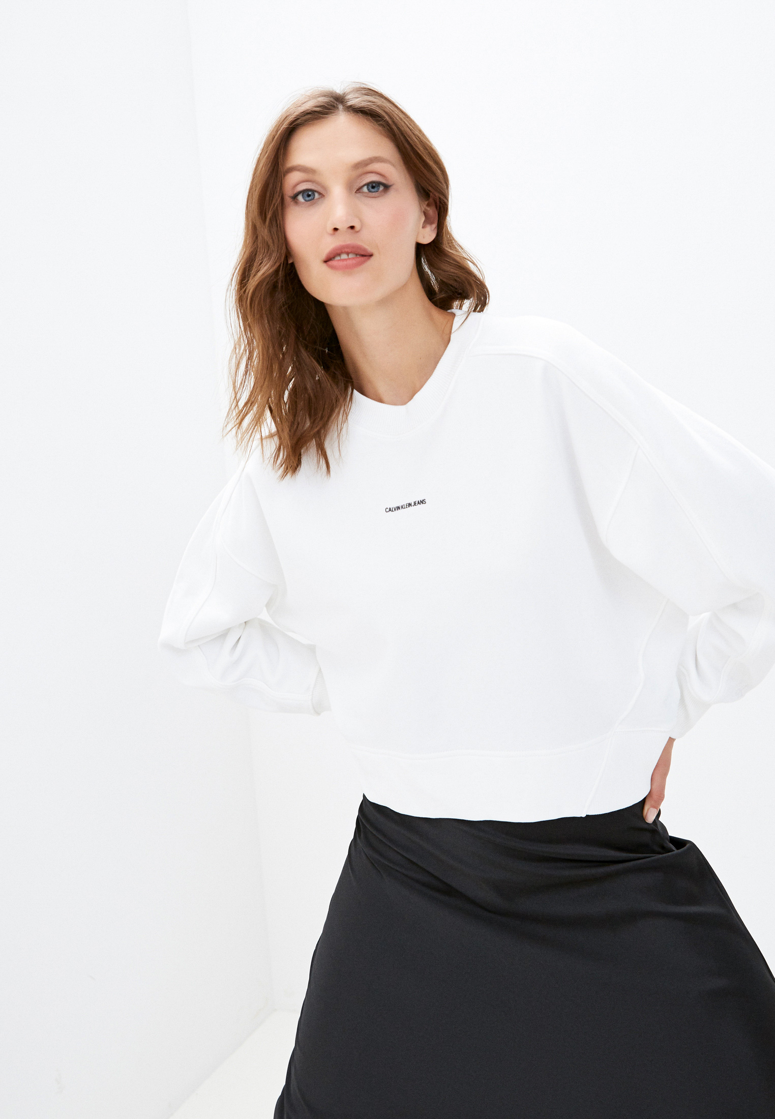 Свитер Calvin Klein Jeans Свитшот Calvin Klein Jeans