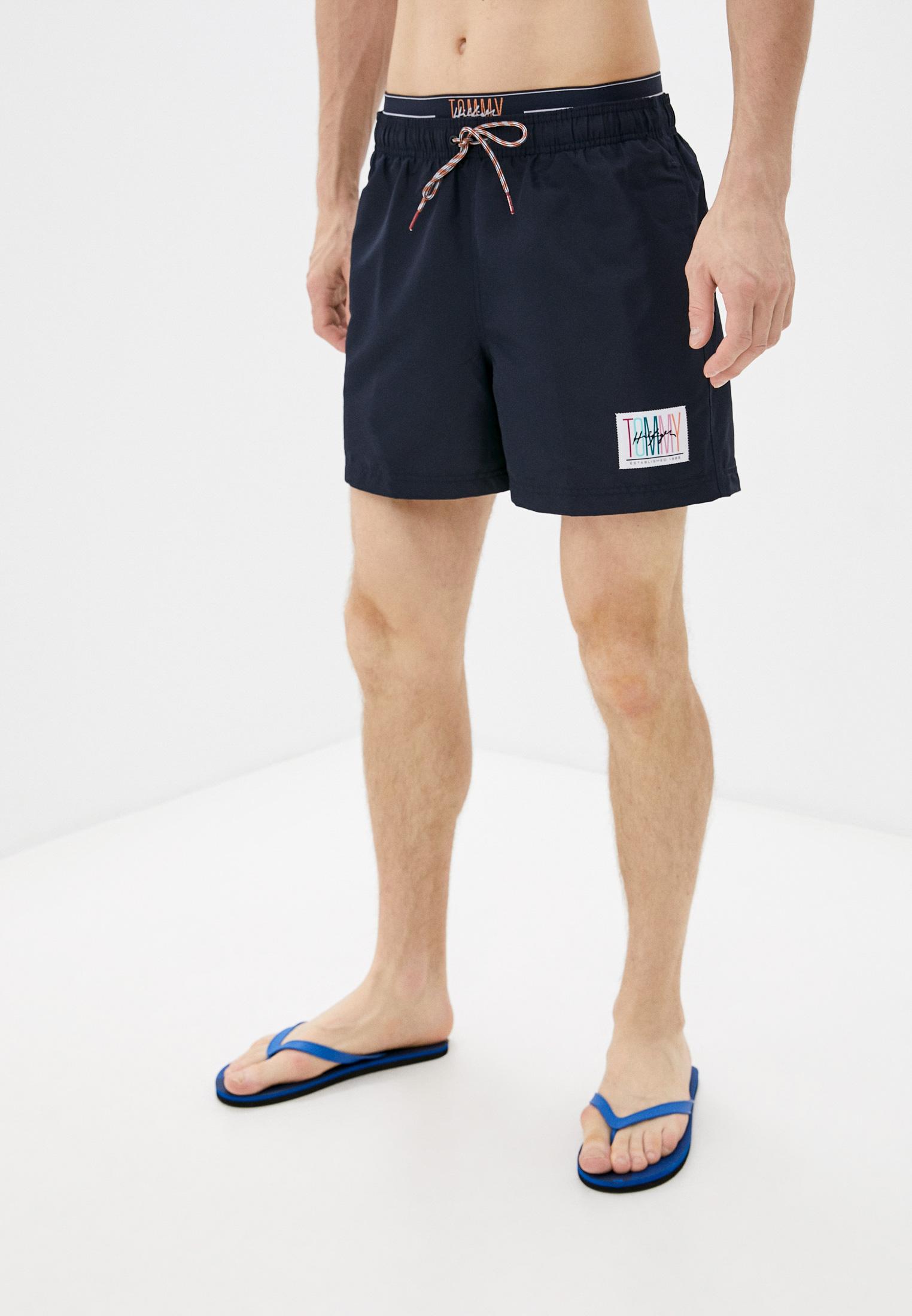 Мужские шорты для плавания Tommy Hilfiger (Томми Хилфигер) UM0UM02289