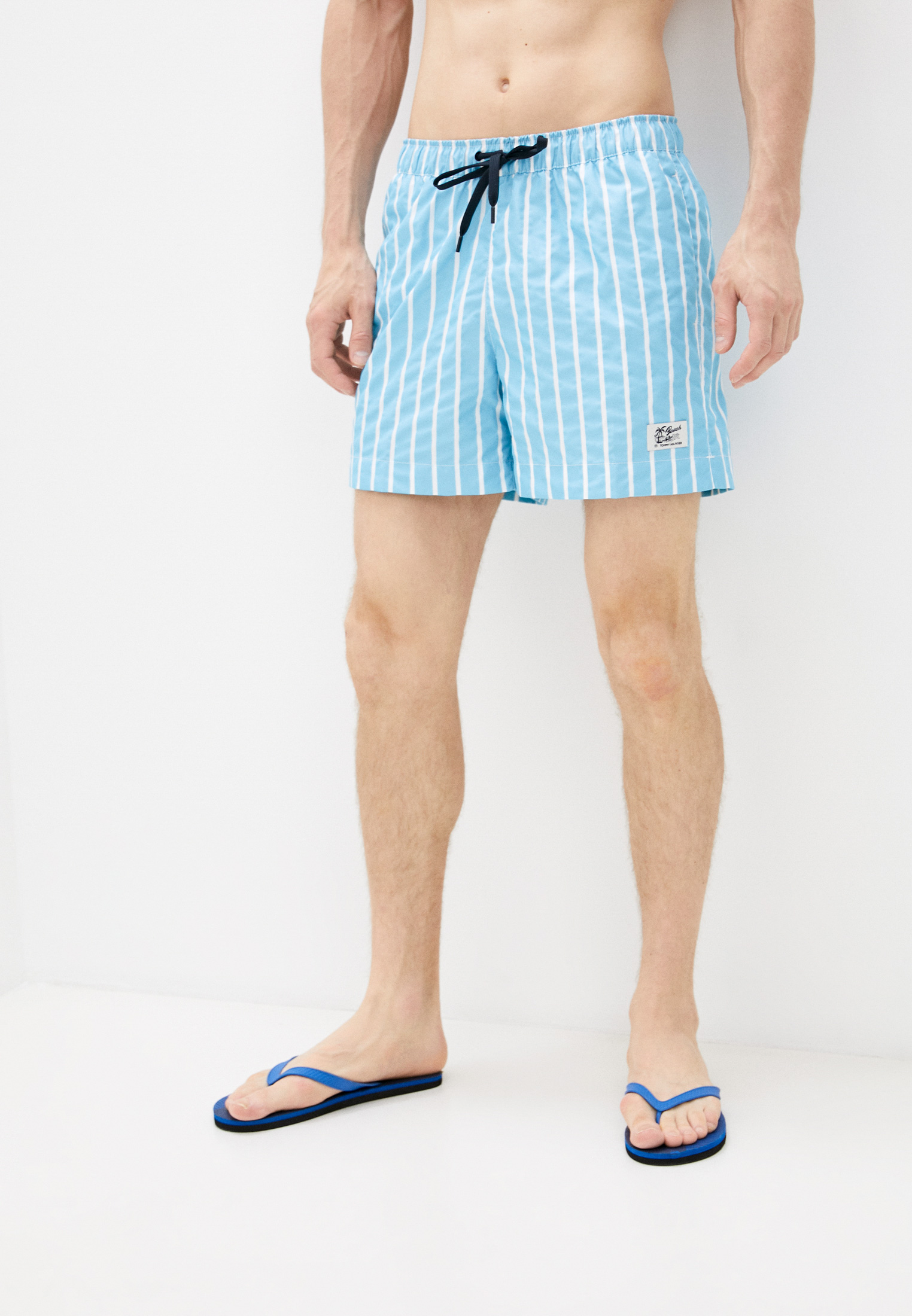 Мужские шорты для плавания Tommy Hilfiger (Томми Хилфигер) Шорты для плавания Tommy Hilfiger
