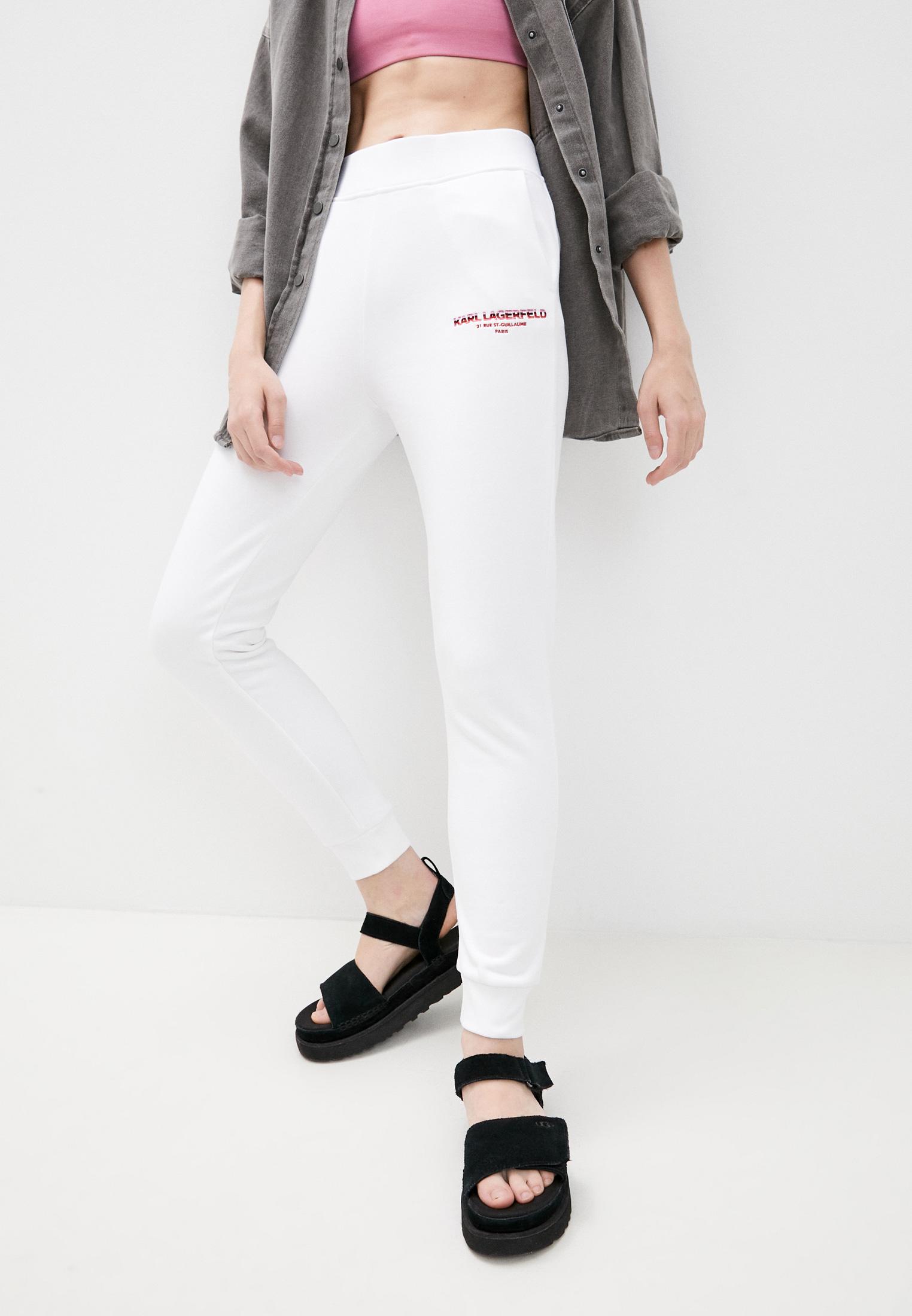 Женские спортивные брюки Karl Lagerfeld Брюки спортивные Karl Lagerfeld