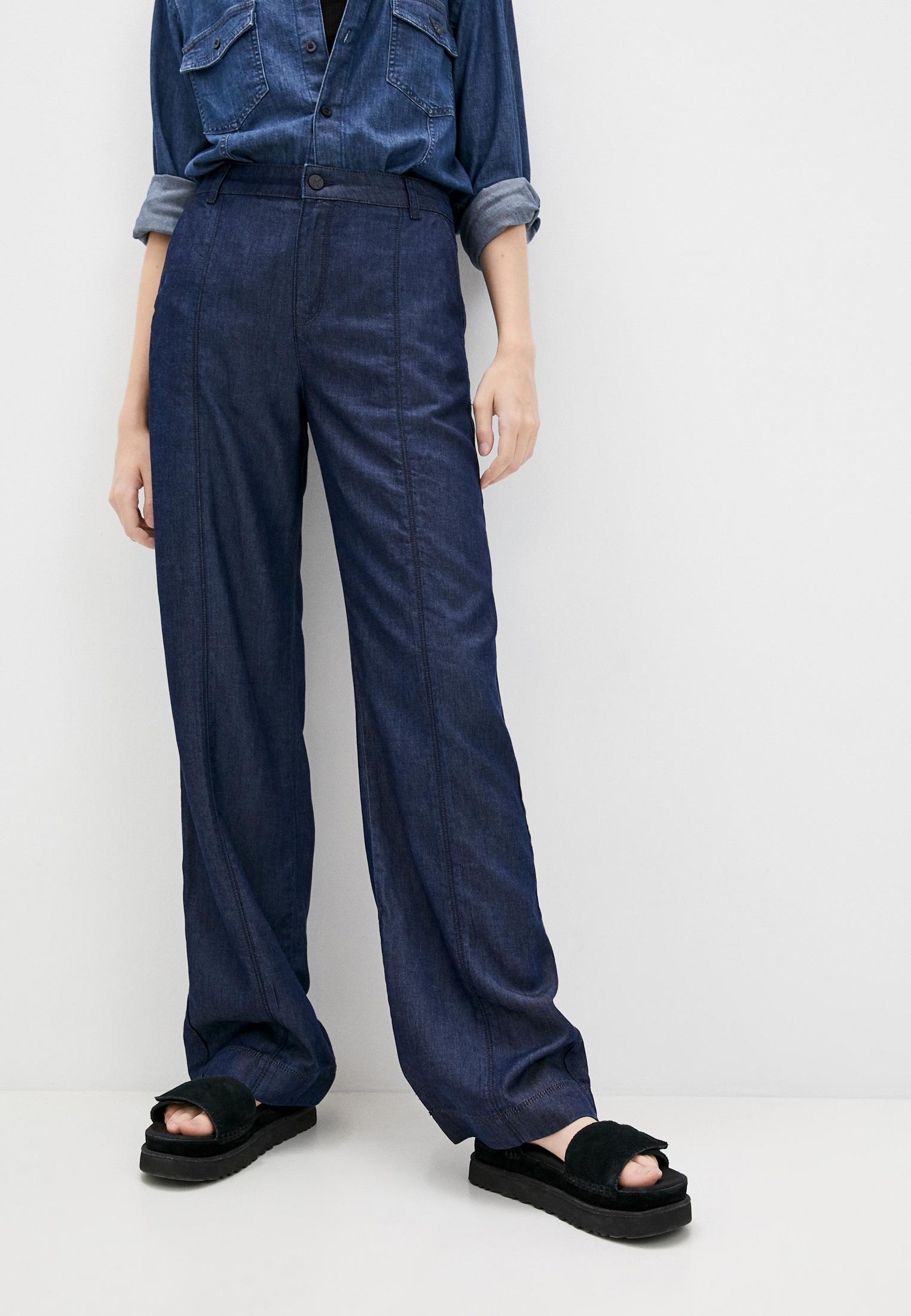 Широкие и расклешенные джинсы Karl Lagerfeld Джинсы Karl Lagerfeld