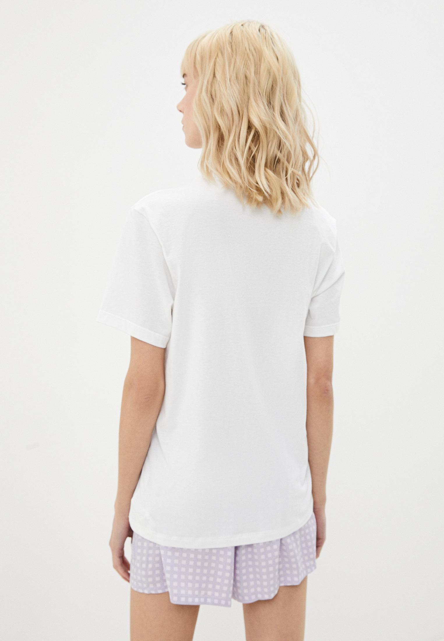 Домашняя футболка Calvin Klein Underwear QS6105E: изображение 2