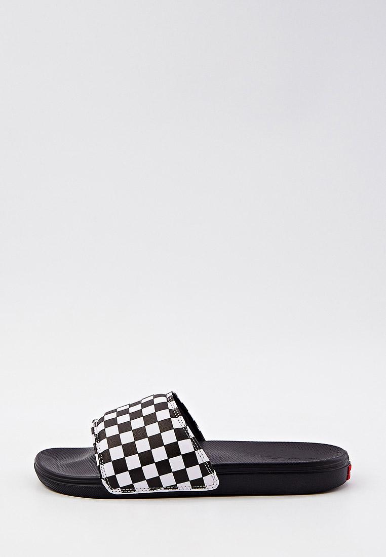 Мужская резиновая обувь VANS Сланцы Vans