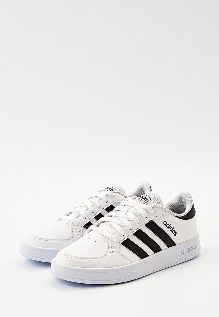 Мужские кеды Adidas (Адидас) FX8707: изображение 2