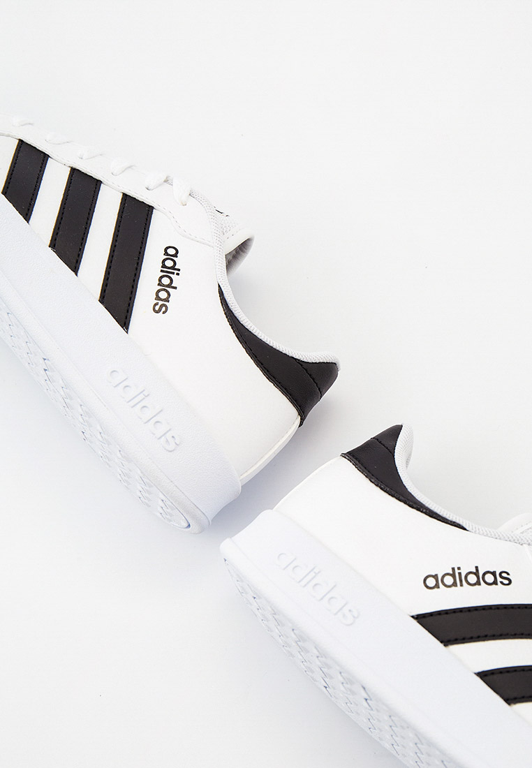 Мужские кеды Adidas (Адидас) FX8707: изображение 4