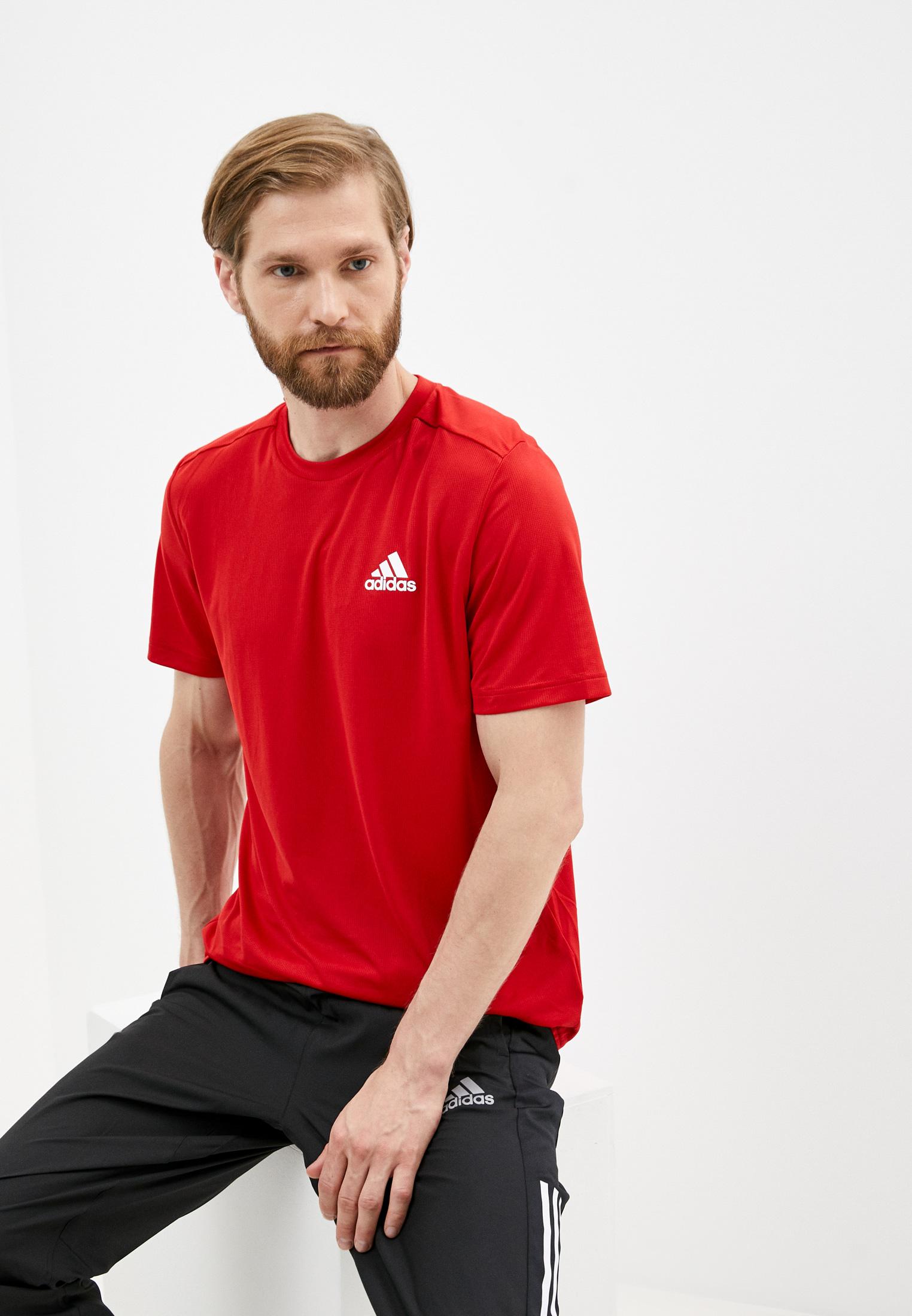 Спортивная футболка Adidas (Адидас) GM2108