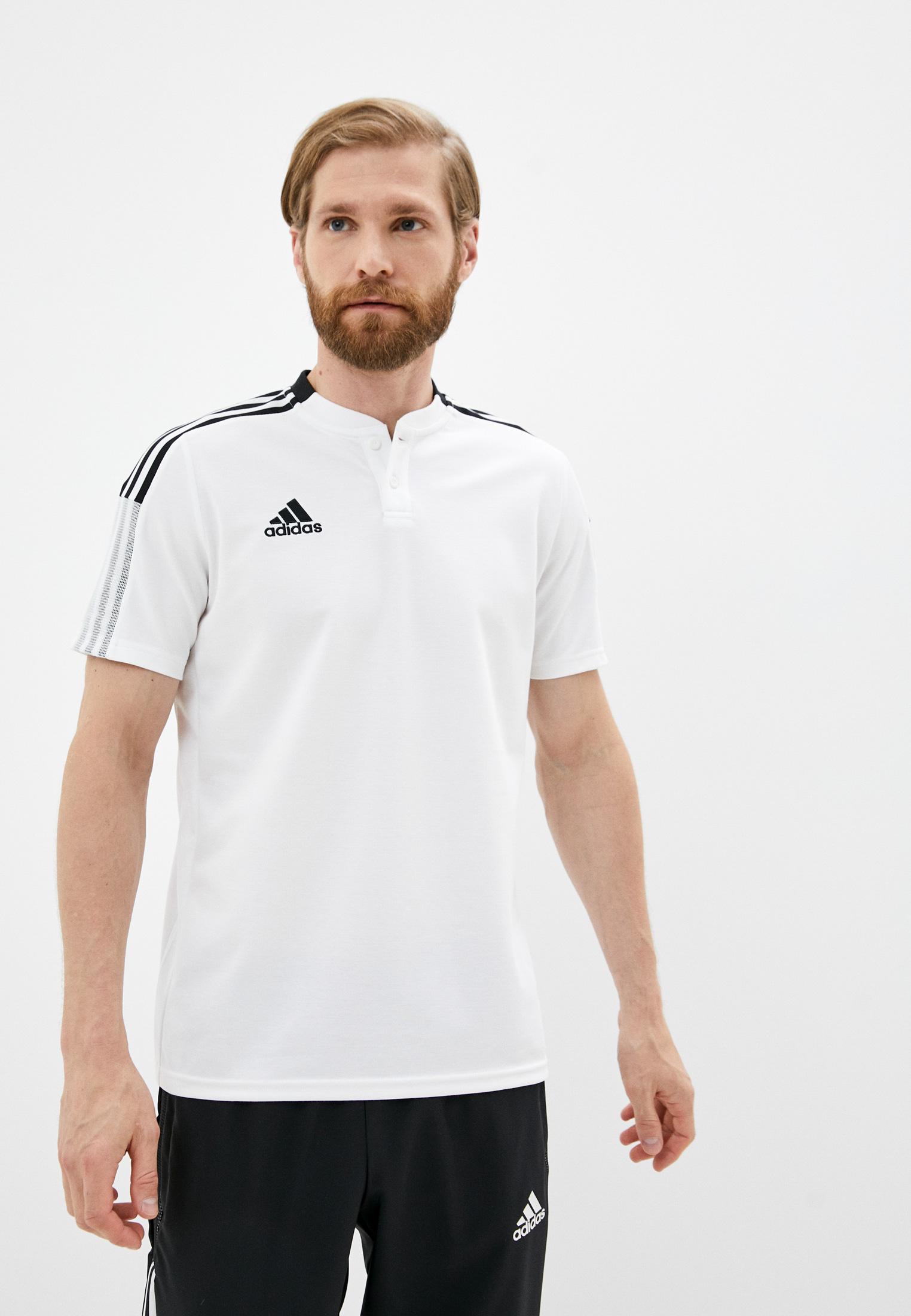 Мужские поло Adidas (Адидас) GM7363