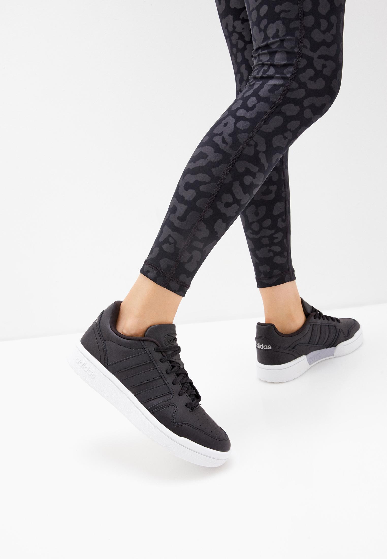 Женские кеды Adidas (Адидас) H00457: изображение 6