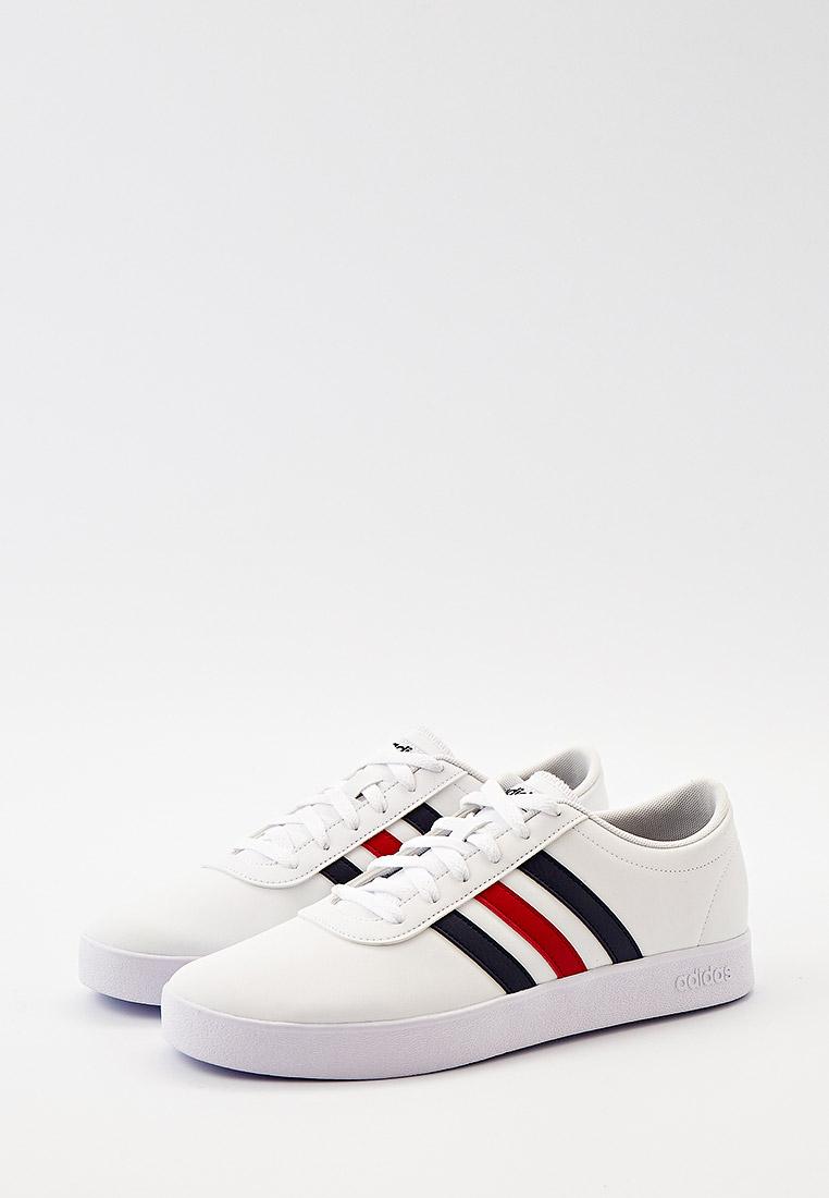 Мужские кеды Adidas (Адидас) H00658: изображение 2