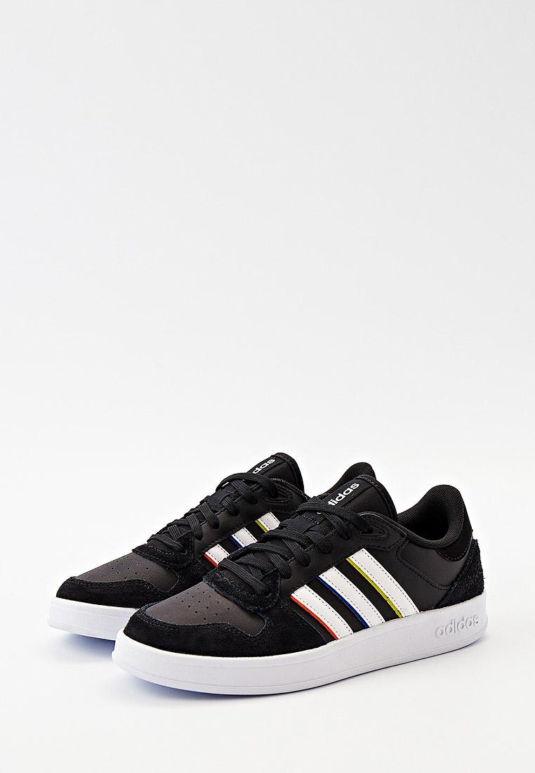 Мужские кеды Adidas (Адидас) H01990: изображение 2
