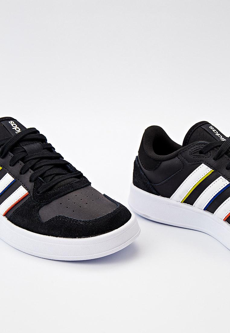 Мужские кеды Adidas (Адидас) H01990: изображение 3
