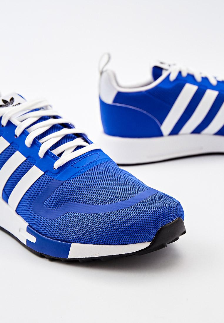 Мужские кроссовки Adidas Originals (Адидас Ориджиналс) H04471: изображение 3