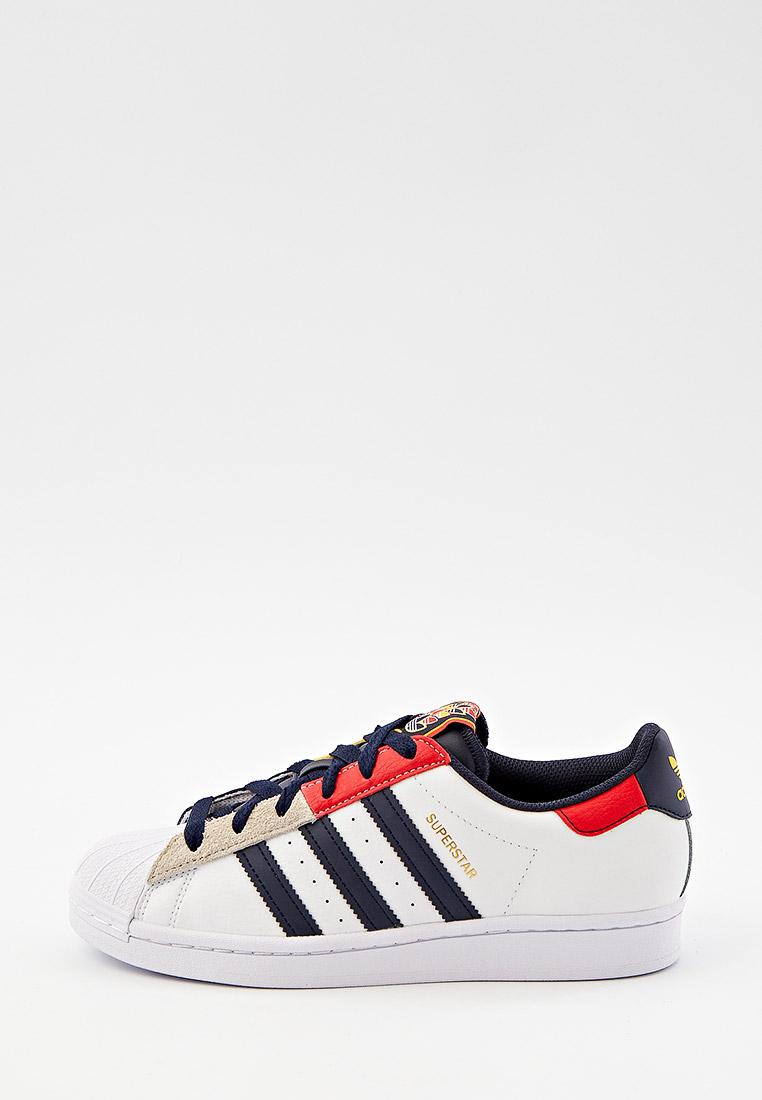Мужские кеды Adidas Originals (Адидас Ориджиналс) H05250