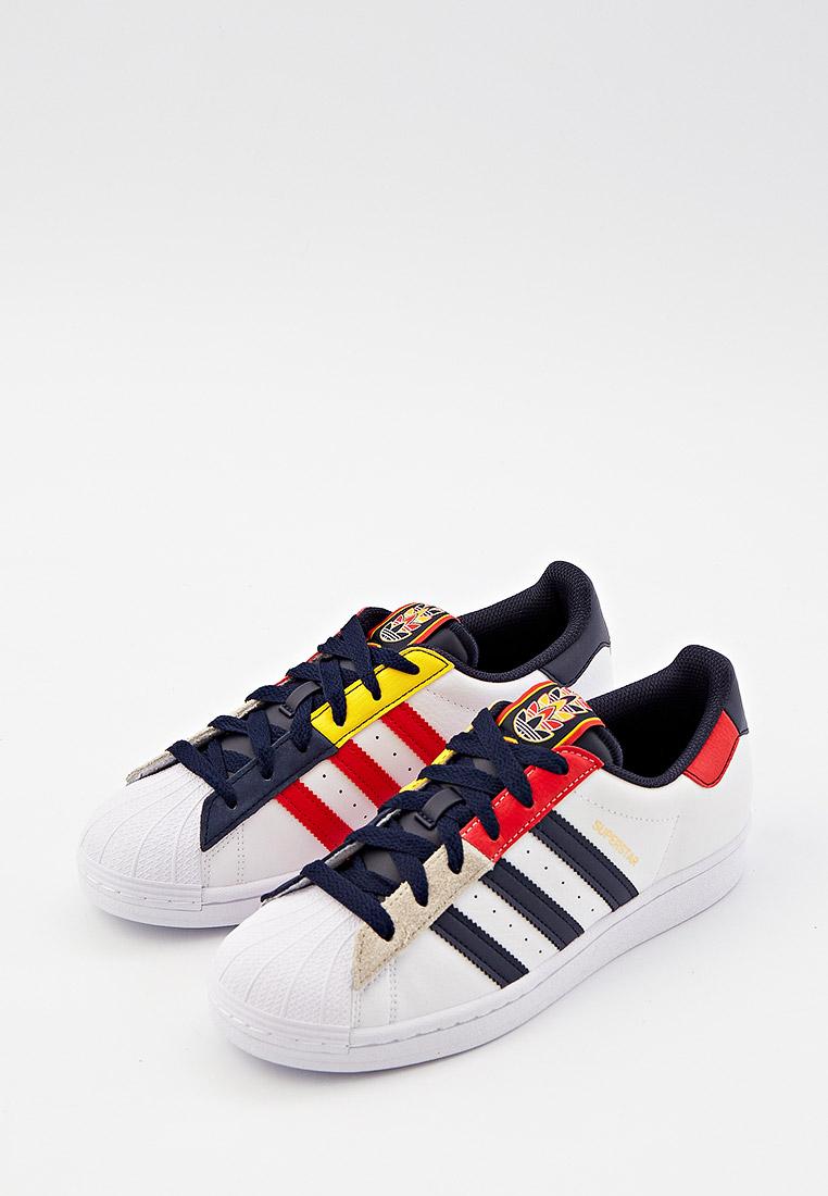 Мужские кеды Adidas Originals (Адидас Ориджиналс) H05250: изображение 2