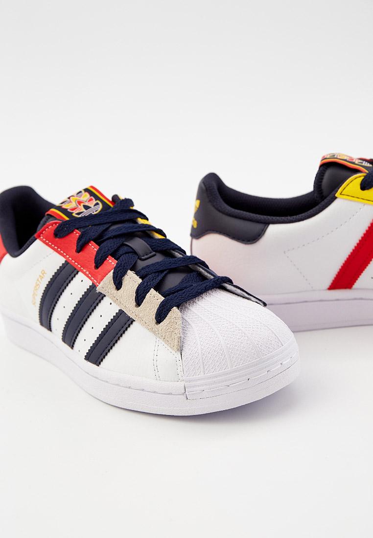 Мужские кеды Adidas Originals (Адидас Ориджиналс) H05250: изображение 3