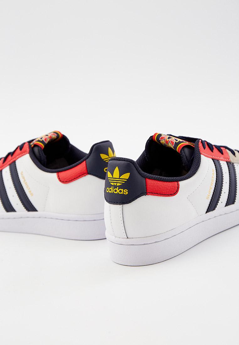 Мужские кеды Adidas Originals (Адидас Ориджиналс) H05250: изображение 4