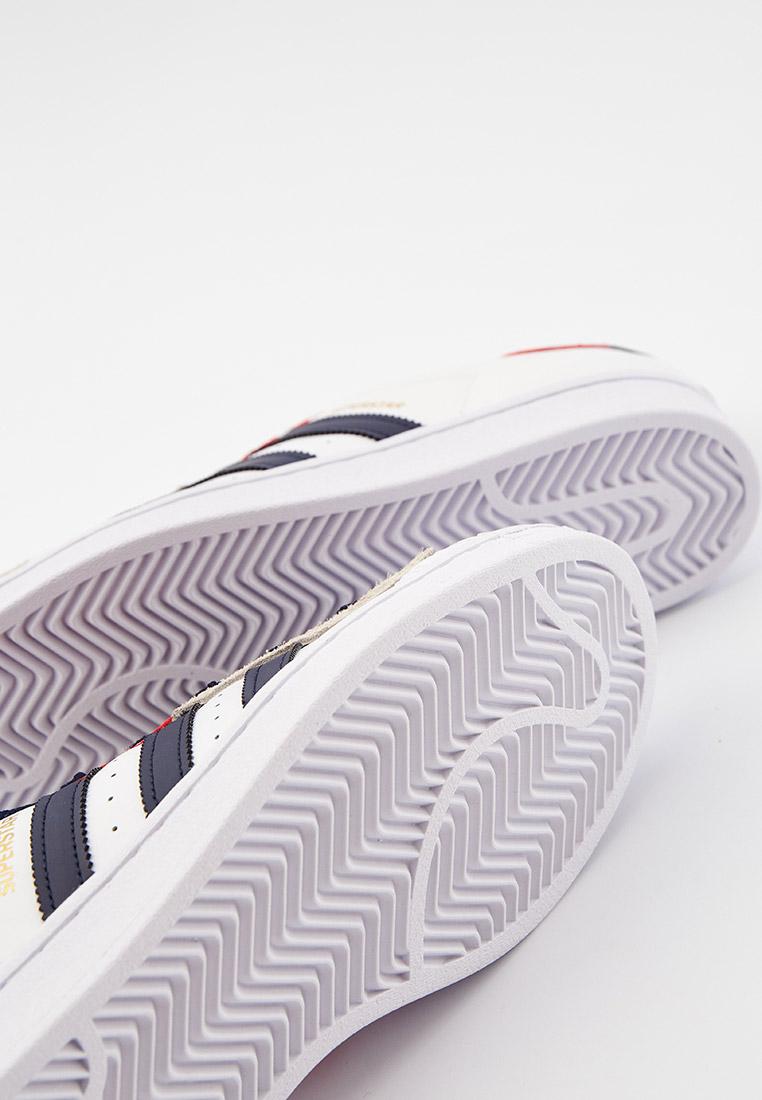 Мужские кеды Adidas Originals (Адидас Ориджиналс) H05250: изображение 5