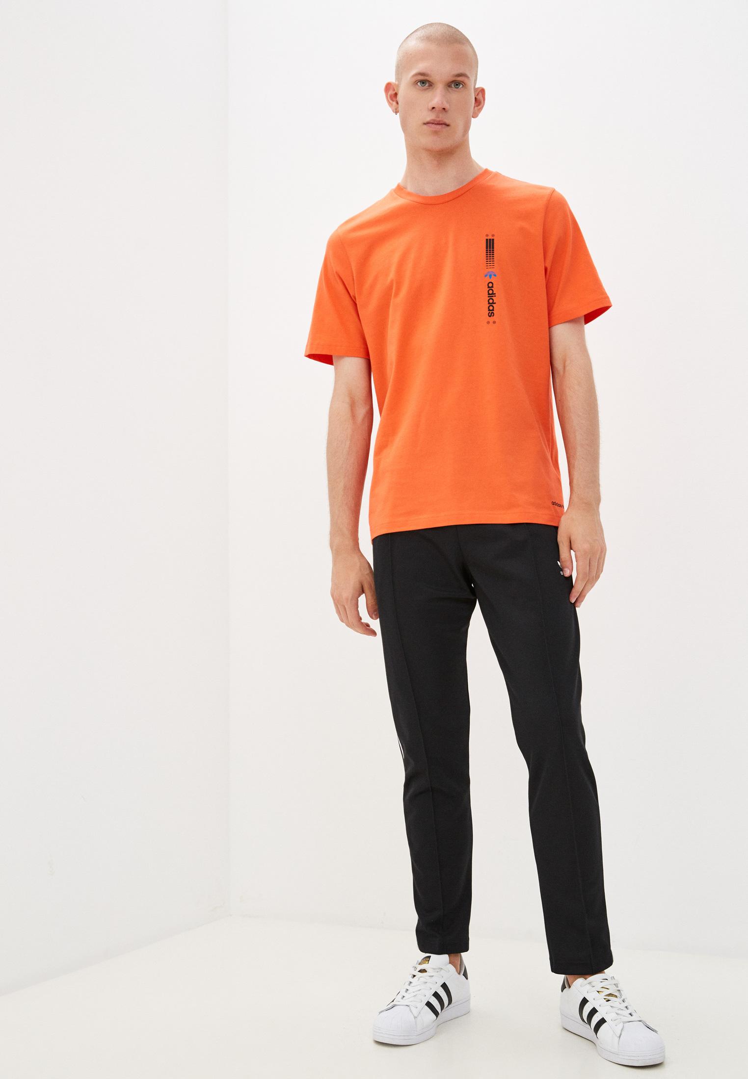 Мужские спортивные брюки Adidas Originals (Адидас Ориджиналс) H09115: изображение 2