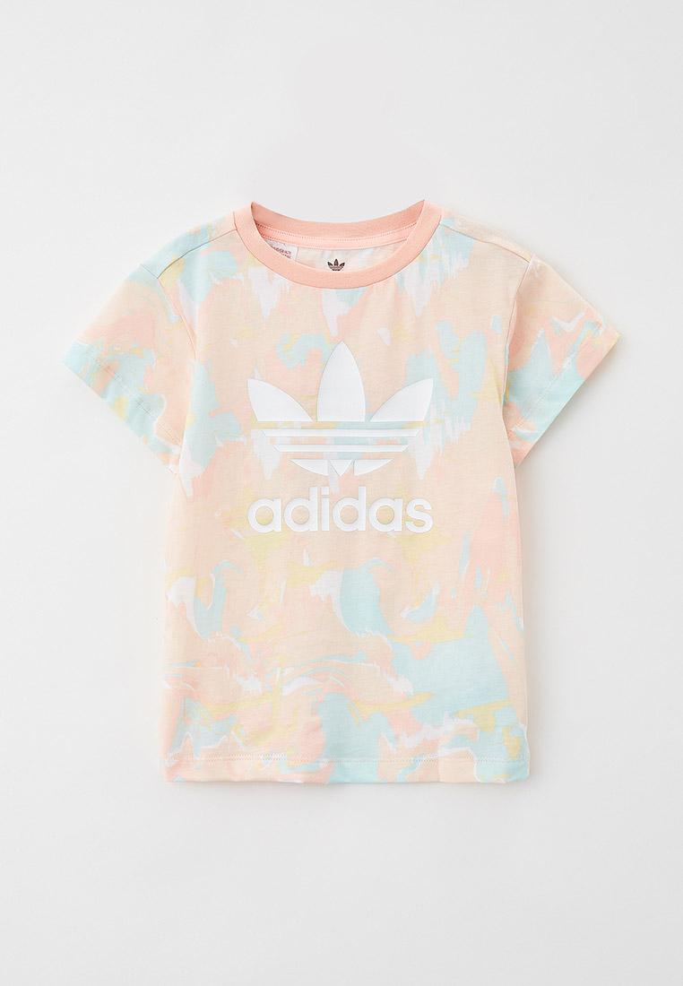 Футболка Adidas Originals (Адидас Ориджиналс) H22636