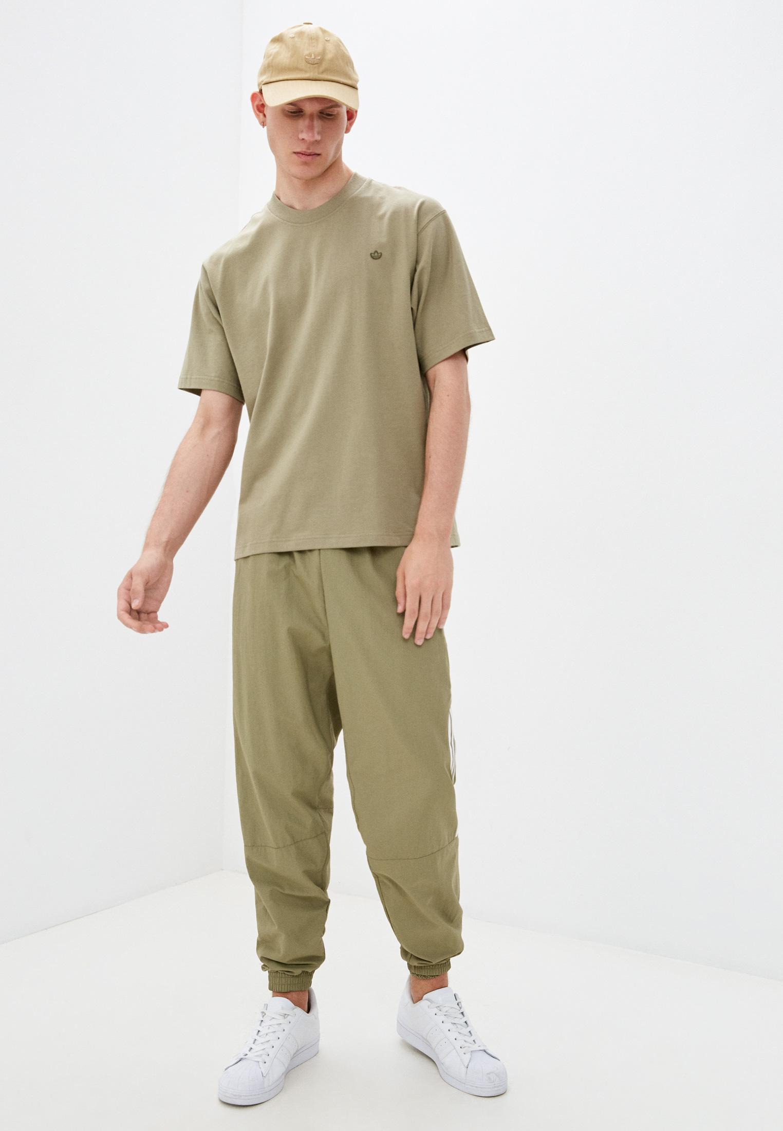 Мужские спортивные брюки Adidas Originals (Адидас Ориджиналс) H41386: изображение 2