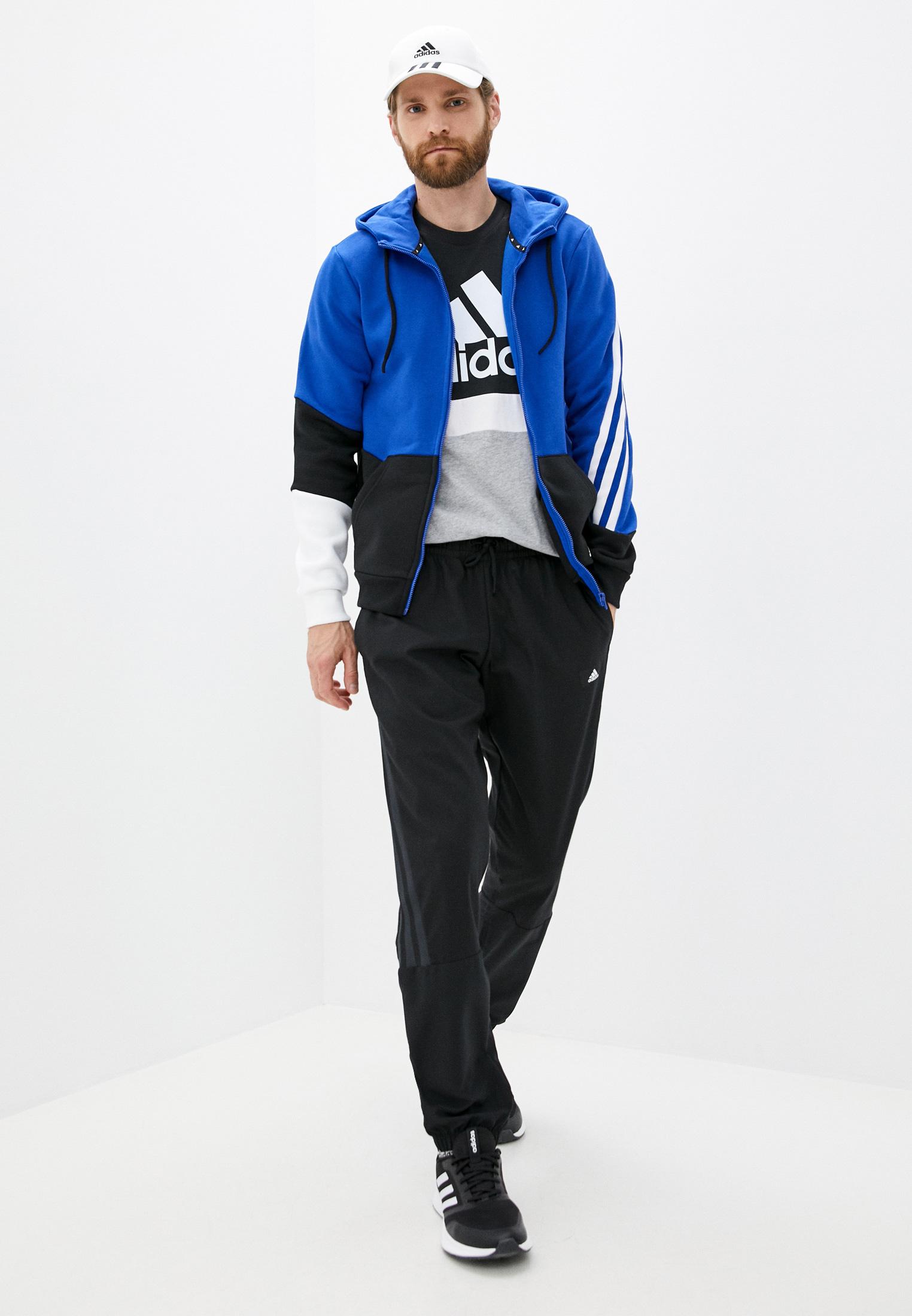 Мужские спортивные брюки Adidas (Адидас) HA6569: изображение 2