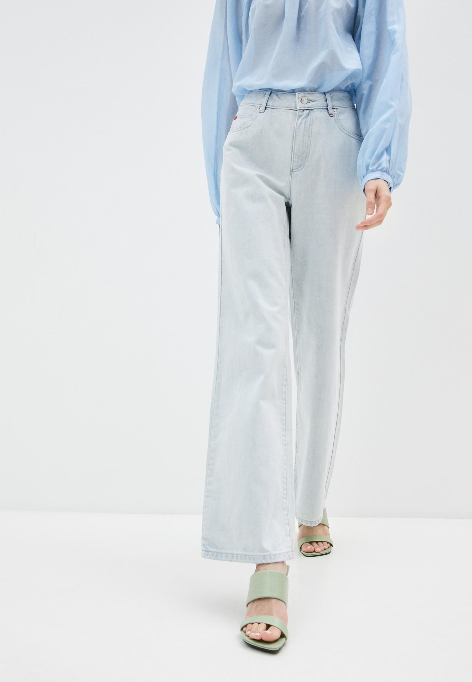 Широкие и расклешенные джинсы MAX&Co Джинсы Max&Co