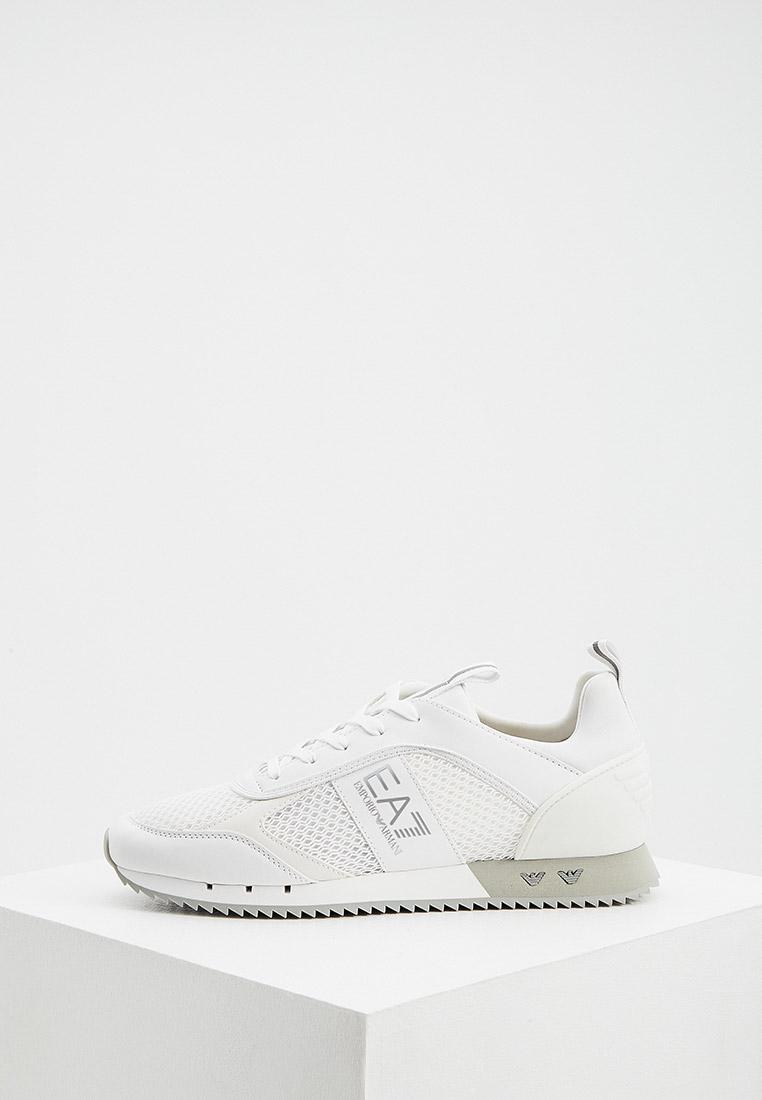 Мужские кроссовки EA7 X8X027 XK050