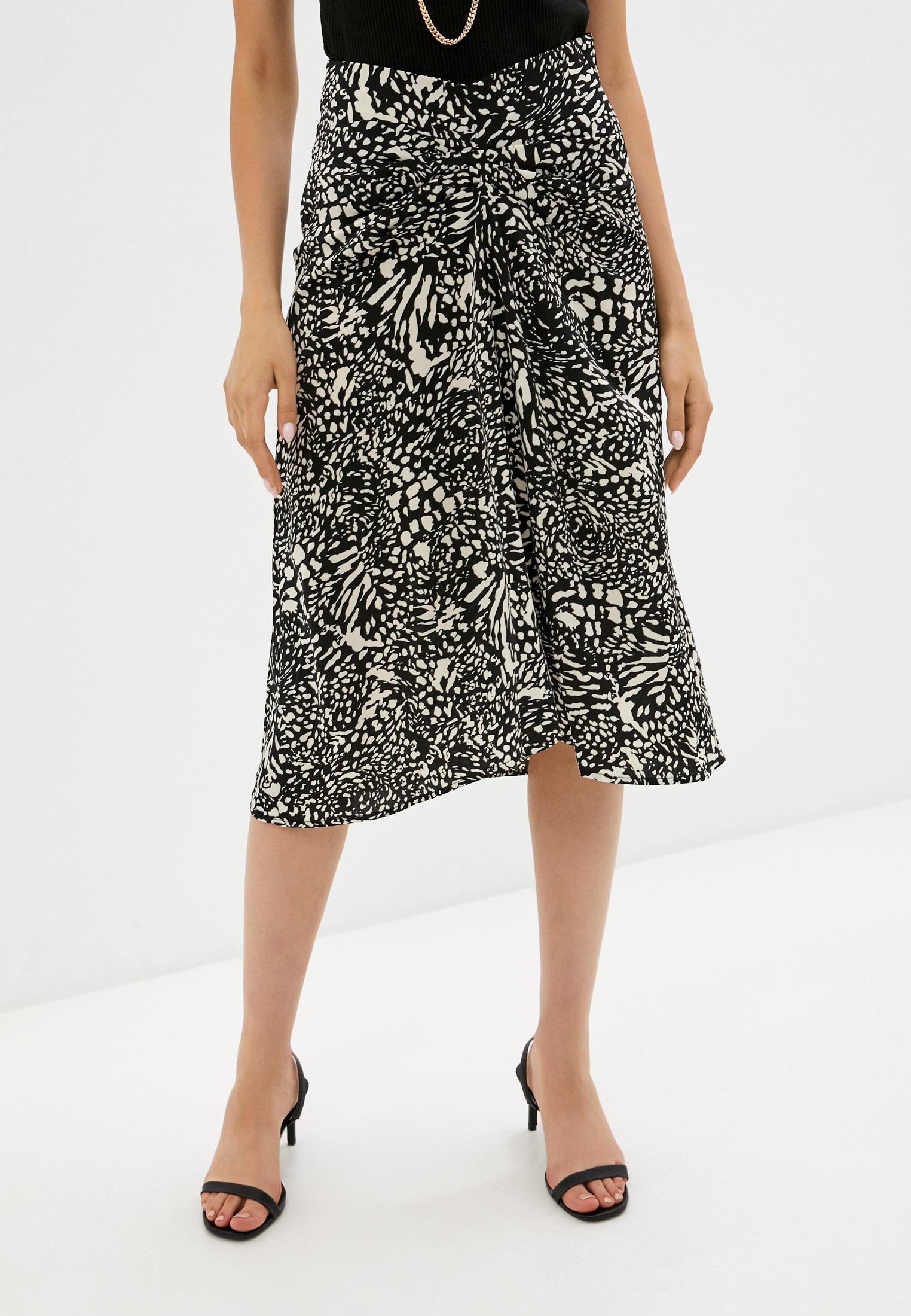 Широкая юбка ZIBI LONDON ZL4030504BW
