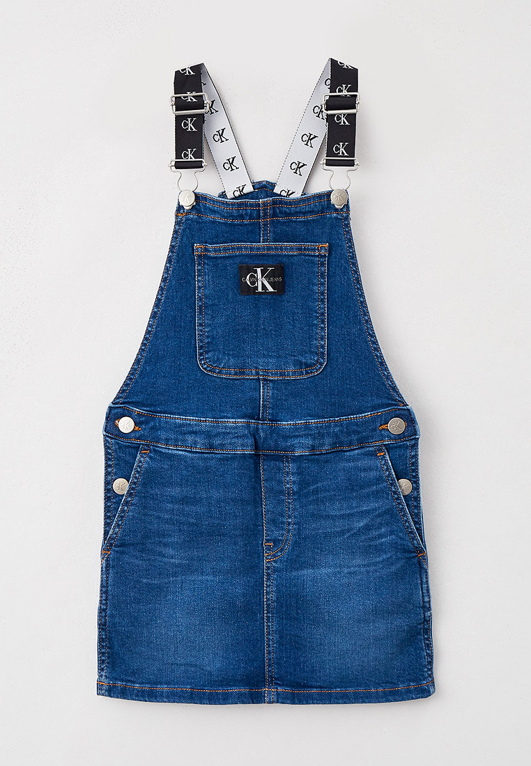 Повседневное платье Calvin Klein Jeans IG0IG01205: изображение 1
