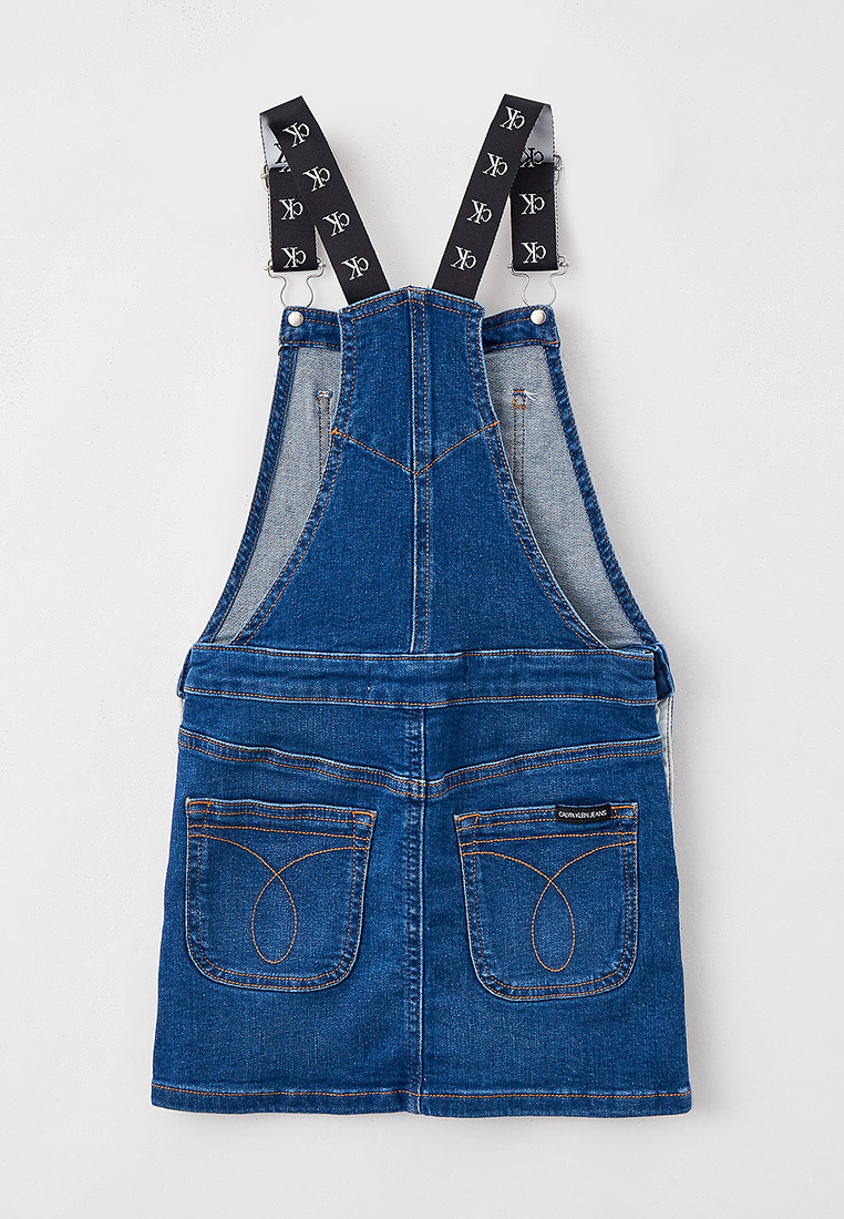 Повседневное платье Calvin Klein Jeans IG0IG01205: изображение 2
