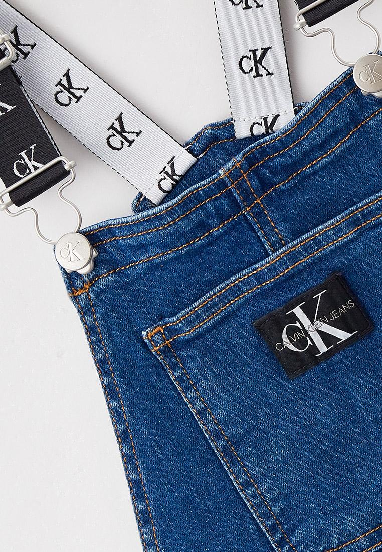 Повседневное платье Calvin Klein Jeans IG0IG01205: изображение 3