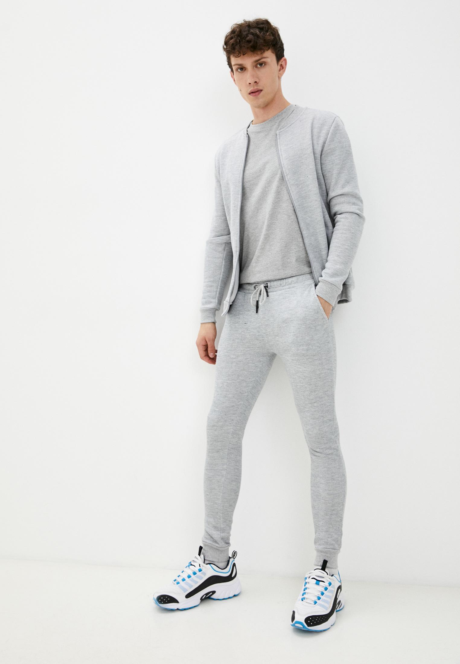 Спортивный костюм Brave Soul MJS-516GREYJOYC: изображение 1