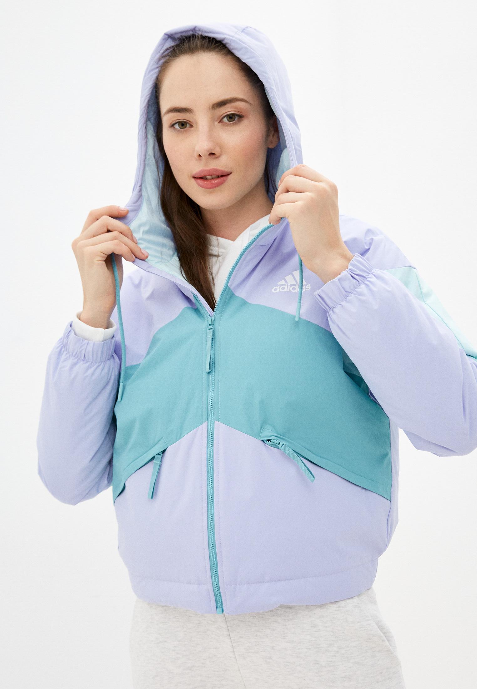 Утепленная куртка Adidas (Адидас) GQ2512