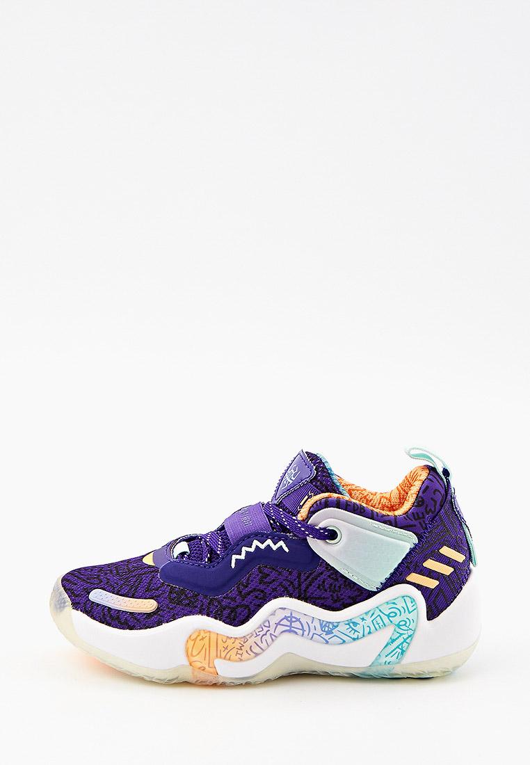 Кроссовки для мальчиков Adidas (Адидас) GZ5499: изображение 1