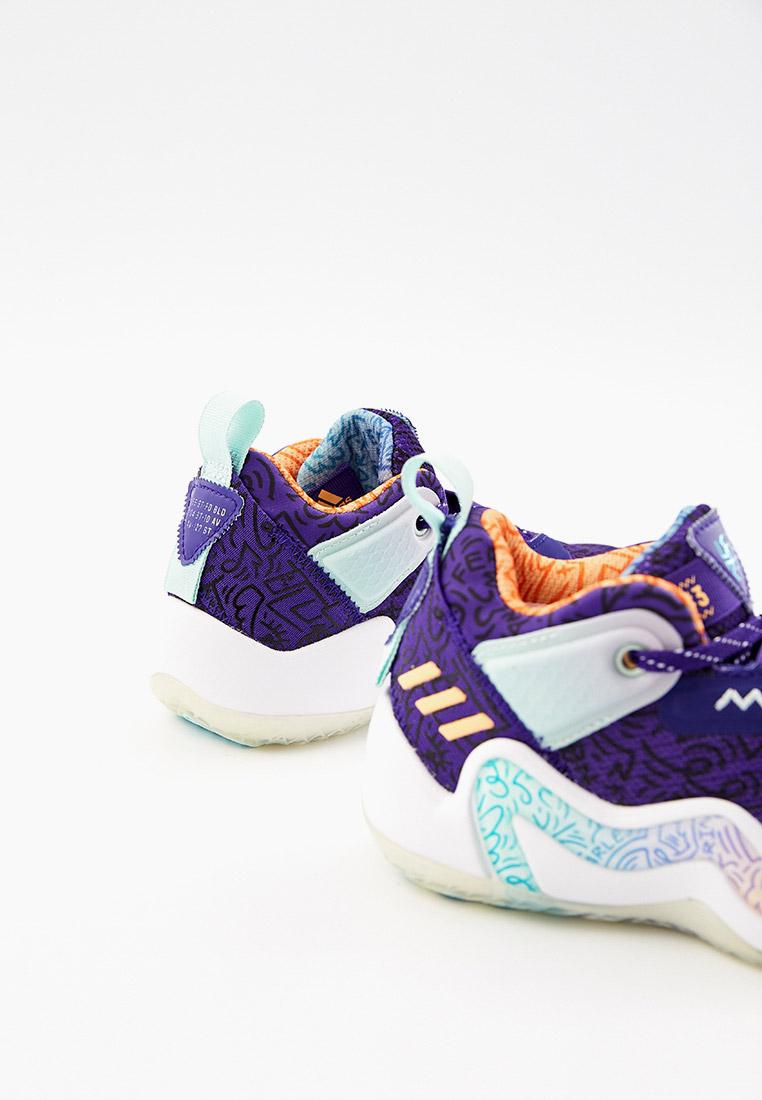 Кроссовки для мальчиков Adidas (Адидас) GZ5499: изображение 4