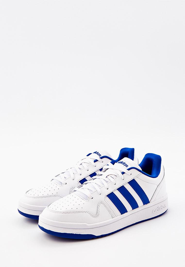 Мужские кеды Adidas (Адидас) H00461: изображение 2