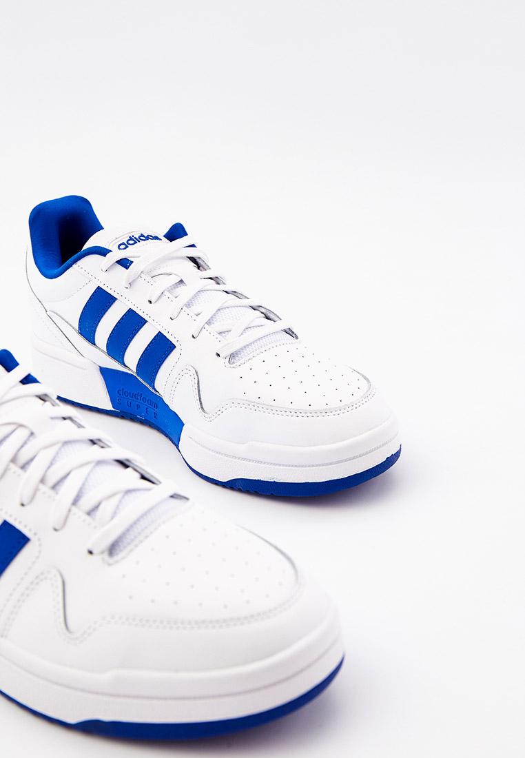 Мужские кеды Adidas (Адидас) H00461: изображение 3