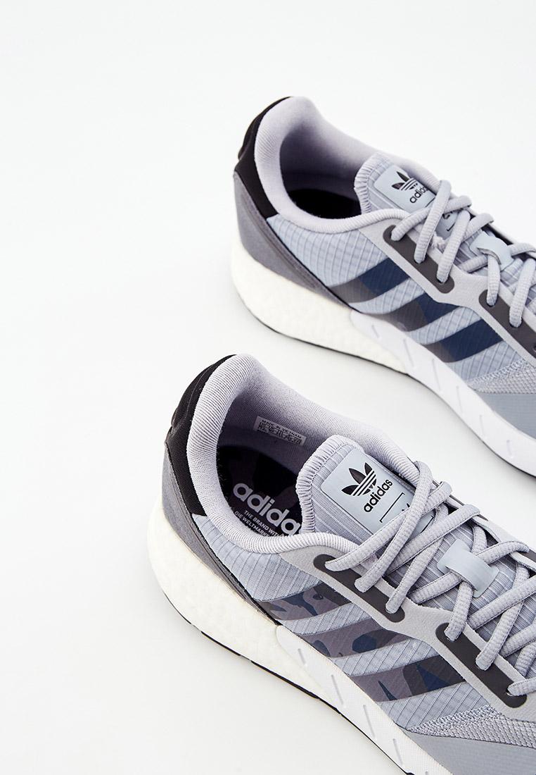 Мужские кроссовки Adidas Originals (Адидас Ориджиналс) H05533: изображение 4